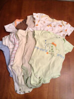Lot de vêtements garçon 6 mois