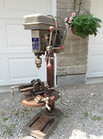 USED  Drill Press - Radial Arm Saw - Router - Mitre Saw