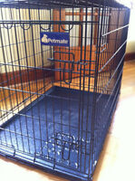 Moving! - Large wire kennel