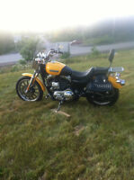 2007 HARLEY SPORTSTER LOWRIDER 1200CC WITH LOTS OF UPGRADES