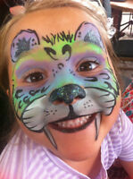 Face Painting and Balloon Twisting for all events