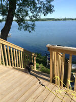 Waterfront Cottage near Sandbanks Provincial Park