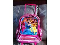 Tagged new Disney princesses backpacks / trolley bags