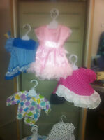 """Doll clothes - 18 inch - """"American Girl doll"""" size"""