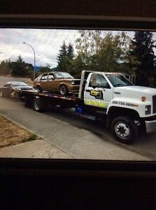 Towing / old car removal , cash for scrap