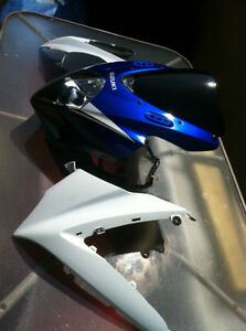 GSXR1000 07-08 SUZUKI UPPER HEADLIGHTS GAGES INSTRUMENTS Windsor Region Ontario image 6