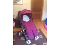 Stokke Scoot pram with accessories