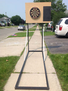 Travel/Portable Dartboard Cambridge Kitchener Area image 1