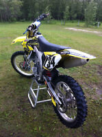 Looking for camshafts and more for a 2008+ RMZ450