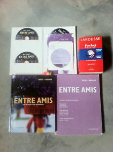 Entre Amis- great for learning French