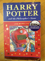 Harry Potter and the Philosopher's Stone (First Book)