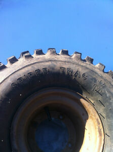 SUZUKI LT230 ITP REAR RIMS W DICK CEPEK SPIDER TRAC TIRES Windsor Region Ontario image 8