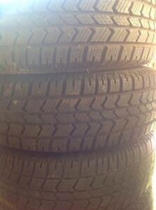 Winter tires and rims for 1999-2004 Odyssey $375 West Island Greater Montréal image 3