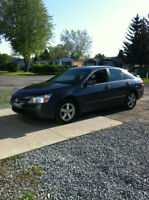 2004 Honda Accord EXL FULL LOAD 4500$ négo