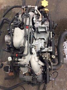 Subaru Impreza 2004 2.5L engine & Subaru Legacy 2005 2.5L