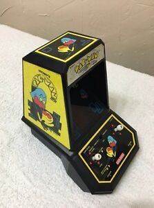 1981 PAC MAN mini tabletop arcade game from coleco  Cambridge Kitchener Area image 2