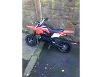 50cc mini moto dirt bike!!!! Pit bike