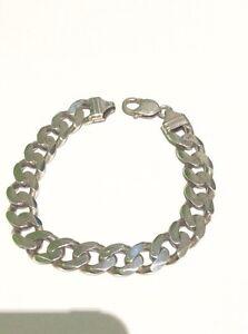 Jolie bracelet en argent 925 pour homme