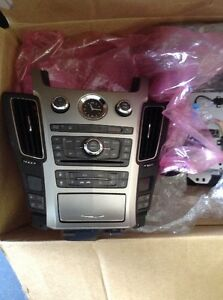 2008-12 Cadillac cats stereo with nav