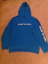 Animal blue hoodie, Size XL