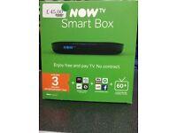 Now TV Smart Box Sealed