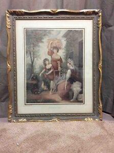 Portait of Mrs. Macklin & Her Daughters Peterborough Peterborough Area image 1
