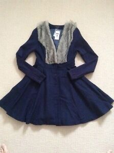 Brand new with tag dress coat
