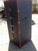 ancienne valise (malle)