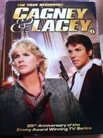 Great condition! The complete first season of Cagney and Lacey