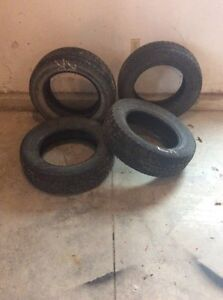 Set of 4 Winter Tires 225/60R16 London Ontario image 1