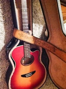 Yamaha acoustic Guitar  Kitchener / Waterloo Kitchener Area image 5