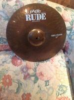 Paiste, Sabian, Zildjian, LP, DW, Pearl drum parts for sale