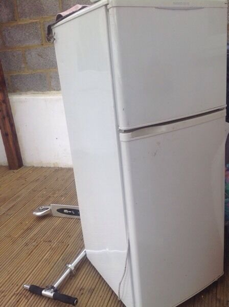 Beko C-Pantane Fridge freezer.