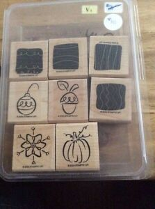 Little layers II stampin up stamp sets