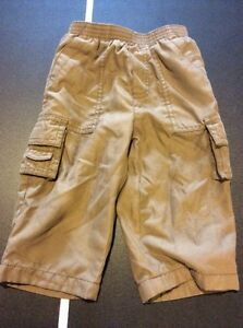 Size  12 month Brown pants