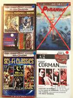 Roger Corman Cult Classics DVD (Shout Factory).