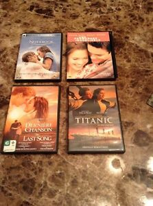 Lot films dvd et Blu-ray