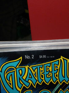 THE GRATEFUL DEAD (COMICS,PUZZLE,CALENDAR JOURNAL) Kitchener / Waterloo Kitchener Area image 3