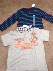 Brand new with tag 2T boy clothes