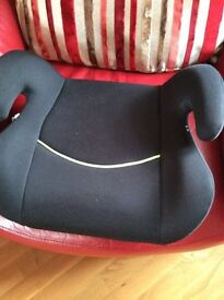 Children's car booster seat