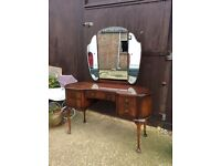 Glorious vintage dressing table