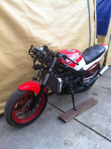 YAMAHA RZ350 86 PARTING OUT SOME PARTS WILL FIT THE 85-90 RZ350 Windsor Region Ontario image 7
