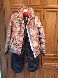 Manteau de ski pour fille 16 ans