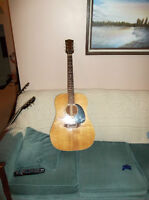 1968 Gibson J50 Acoustic Guitar