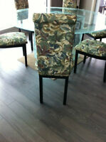 Dining Room Chairs $50 per chair or all 6 for $250