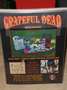 THE GRATEFUL DEAD (COMICS,PUZZLE,CALENDAR JOURNAL) Kitchener / Waterloo Kitchener Area image 6