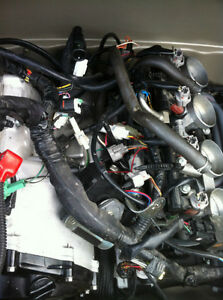 GSXR750 SUZUKI 08-10 DYNO JET POWER COMMANDER OEM EL HARNESS ECU Windsor Region Ontario image 5
