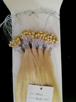 This week only! MICROring  hair extensions Remy or 5A grade! $85