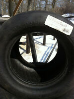 18x10.50x10 NHS smooth rib Garden tractor tire
