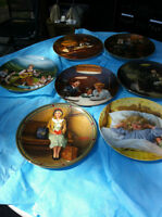Norman Rockwell Plates for sale